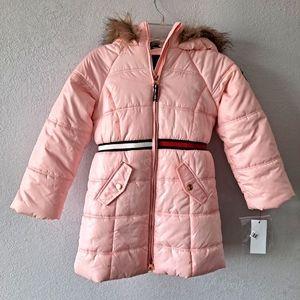 New Pink Tommy Hilfiger Coat